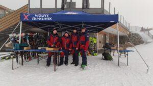 Alpin Skitest